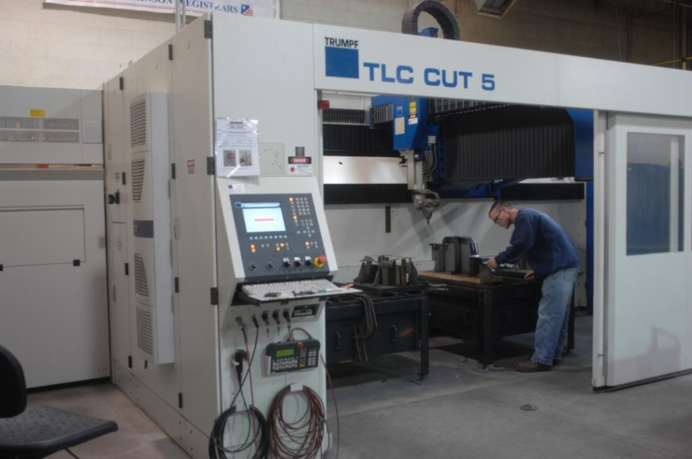 5-Axis High Speed Laser