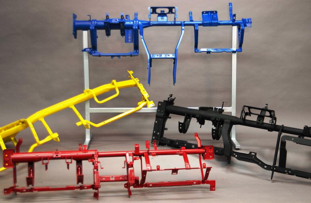 instrument panel reinforcements