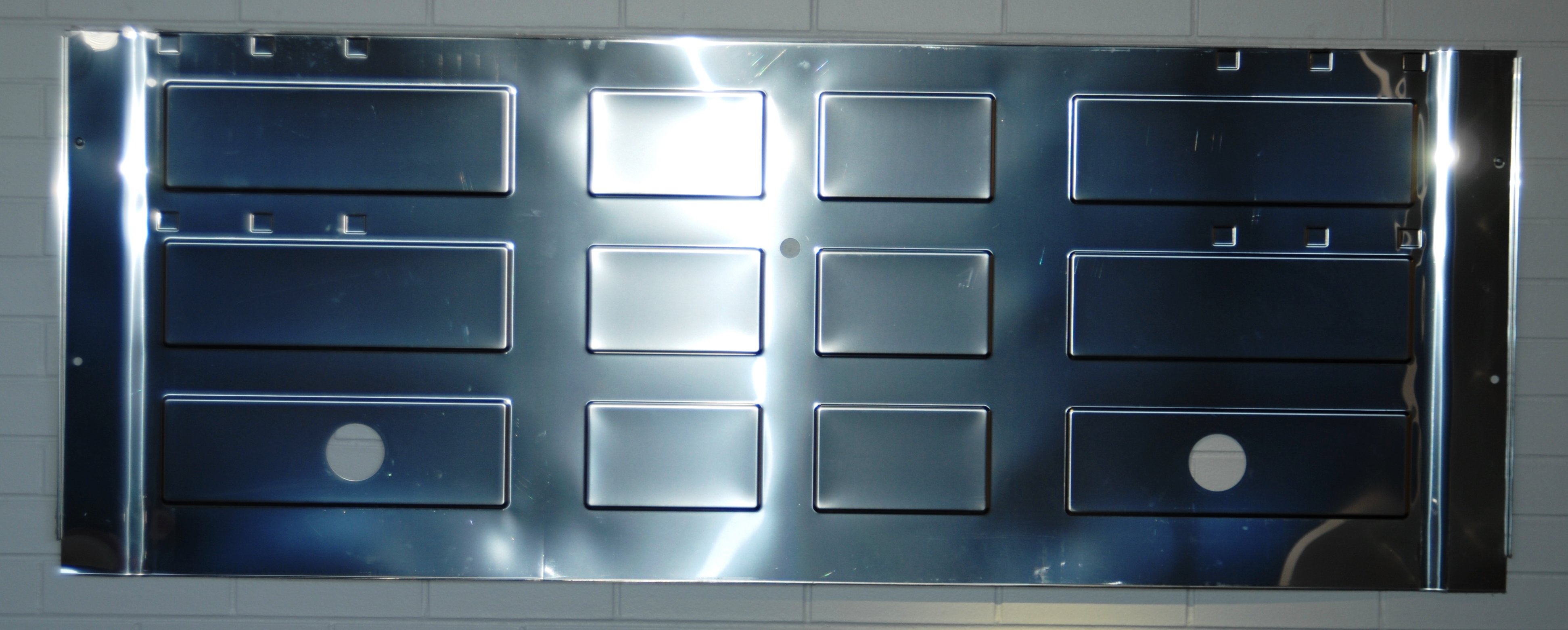 Stainless Steel Dishwasher First Stage Stamping